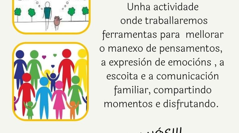 Programa de mindfulness para familias e crianzas en acollida